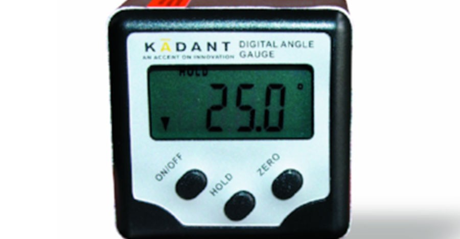Decreases Downtime and Increases Performance by Checking Blade Angles