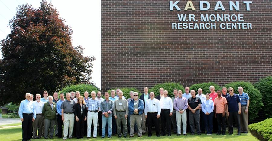 Kadant Johnson Hosts TAPPI's CORBOTEC Annual Summer Meeting