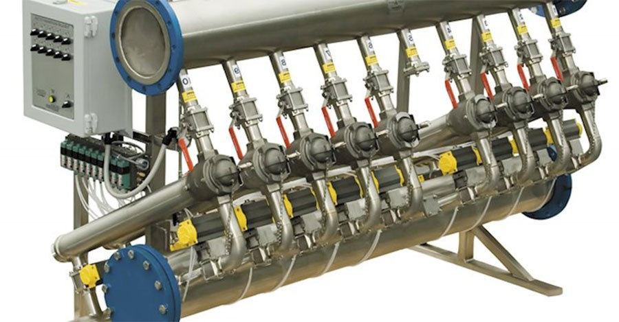 A Look at A Pressure Filtration System Designed by and for Papermakers