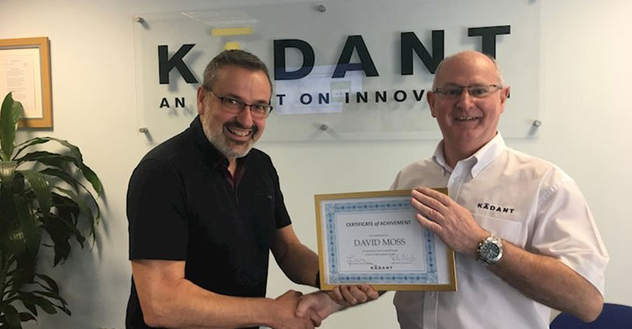 Kadant Sells 1,000th M-clean™ Cleaning System