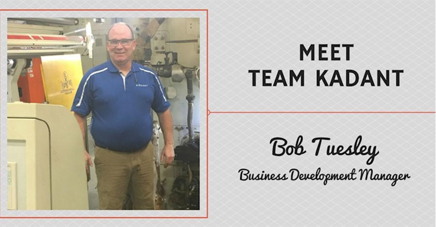 Meet Team Kadant - Bob Tuesley, Senior Process Specialist