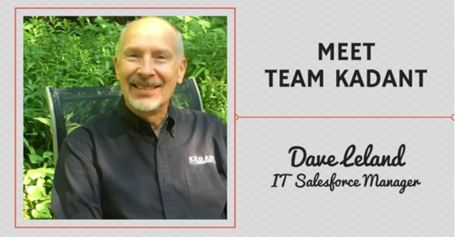 Meet Team Kadant – Dave Leland, IT Salesforce Manager