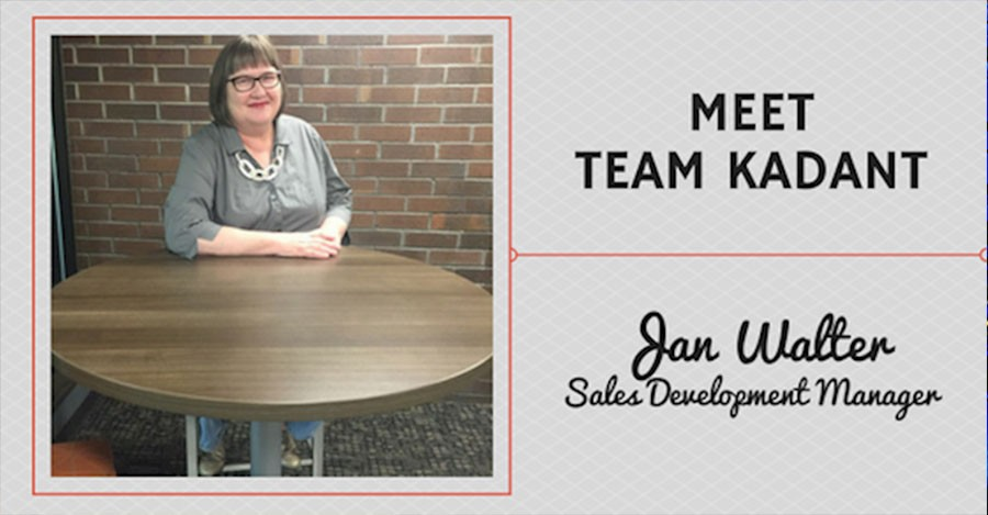 Meet Team Kadant – Jan Walter, Sales Development Manager