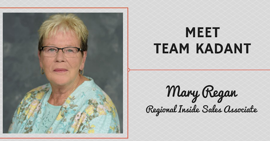Meet Team Kadant - Mary Regan, Regional Inside Sales Associate