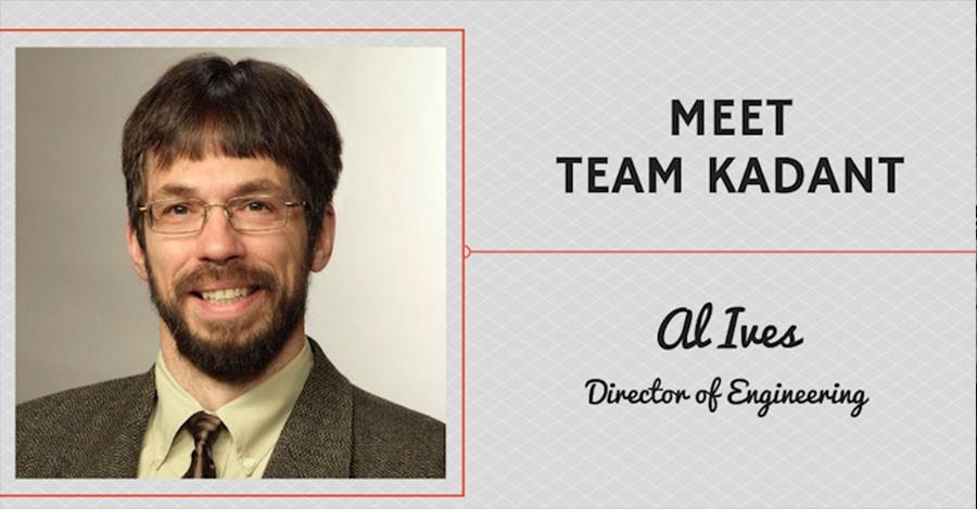 Meet Team Kadant - Al Ives, Director of Engineering