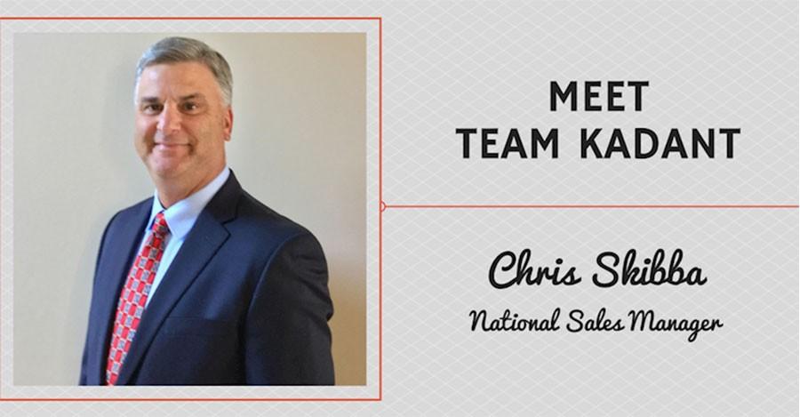 Meet Team Kadant - Chris Skibba