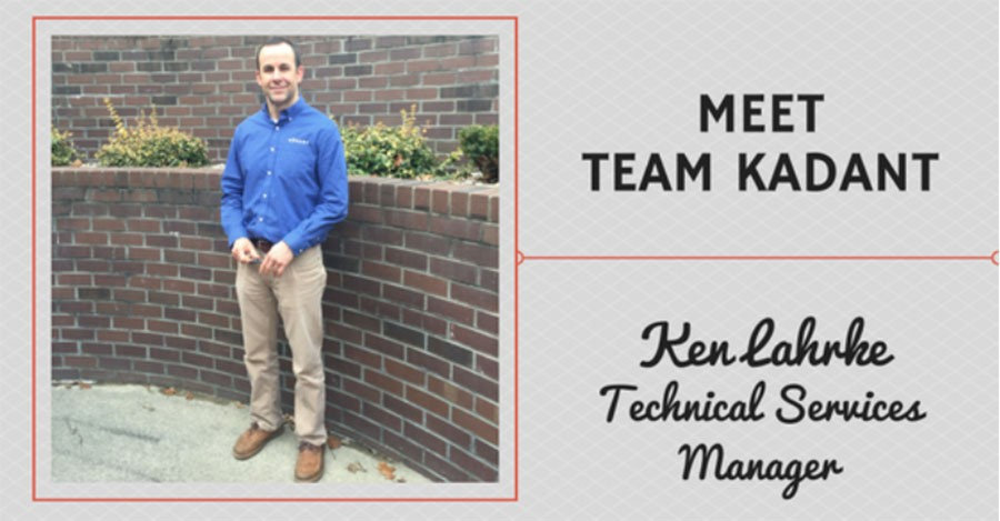 Meet Team Kadant - Ken Lahrke, Director of Kadant Johnson Services