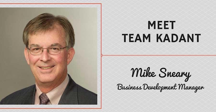 Meet Team Kadant - Mike Sneary, Business Development Manager