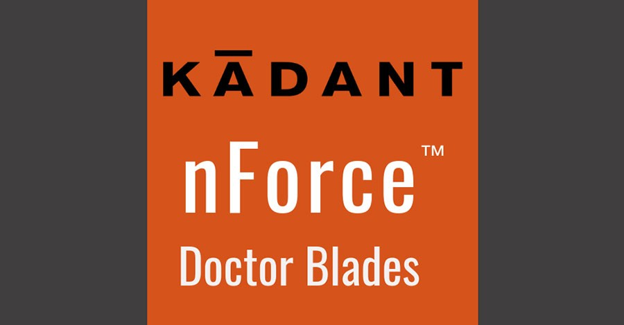 Kadant UK nForce™ Doctor Blade Coming Soon