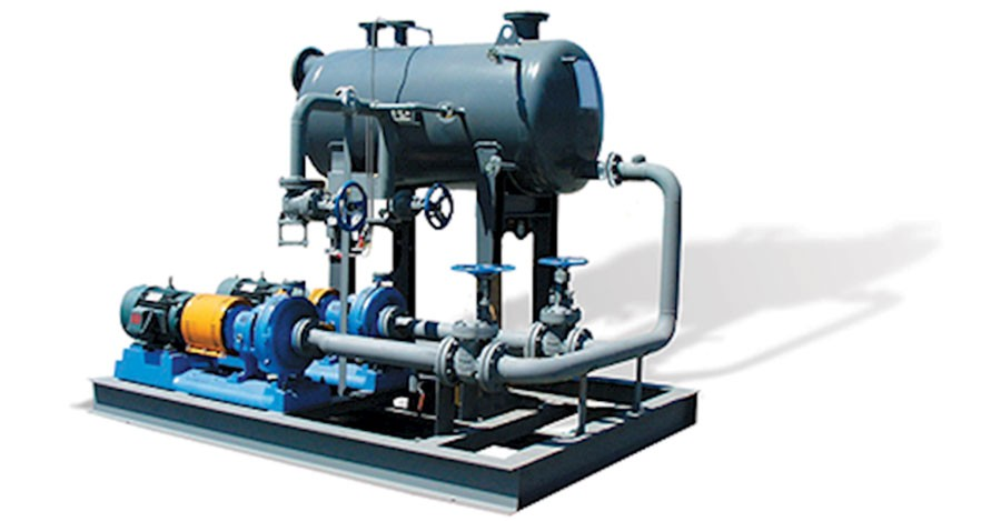 Steam Energy Efficiency with High-Pressure Condensate Return