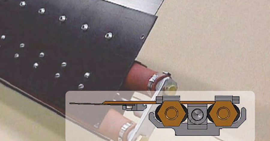 Kadant Solutions Genuine Parts for DST-Style Blade Holders